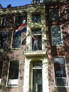 Jonathan Schoenmaker (18), BB-straat 26. Geslaagd op het Stedelijk Gymnasium, gaat in Delft technische natuurkunde studeren